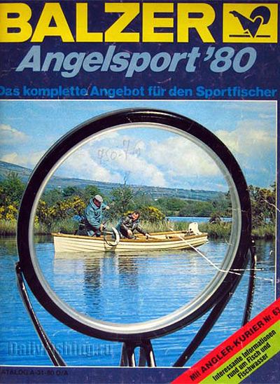 Balzer 1980 Katalog