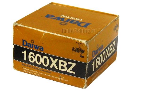 Daiwa XBZ 1600 box