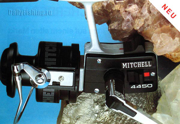 Mitchell 4450 fishing reel