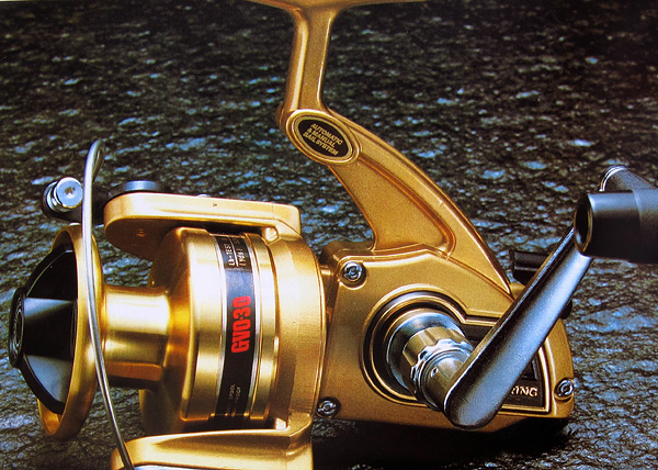 Olympic GVO 30 fishing reel