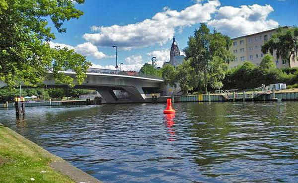 Рыбалка в Берлине