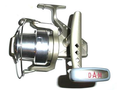 DAM fishing reel