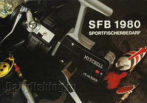 Sportfischerbedarf GmbH 1980