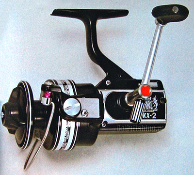 Shimano KX fishing reel