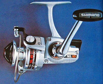 Shimano ML spinning reel