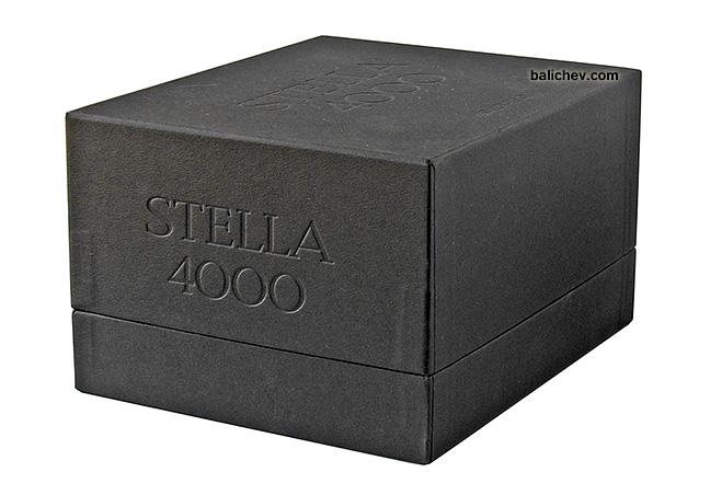 shimano 10 stella коробка box