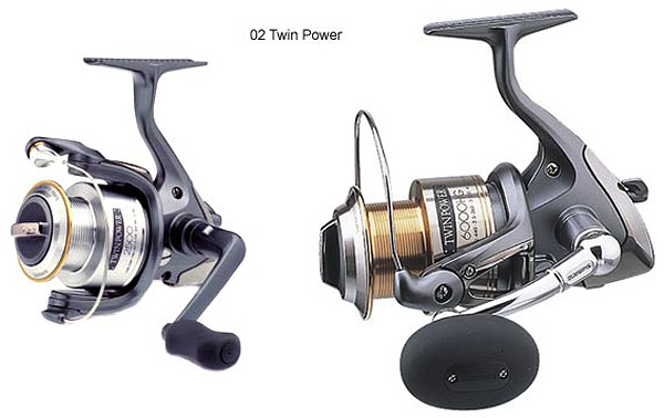 shimano 02 twin power