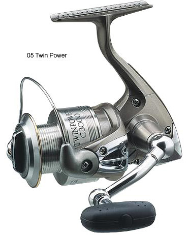 shimano 05 twin power
