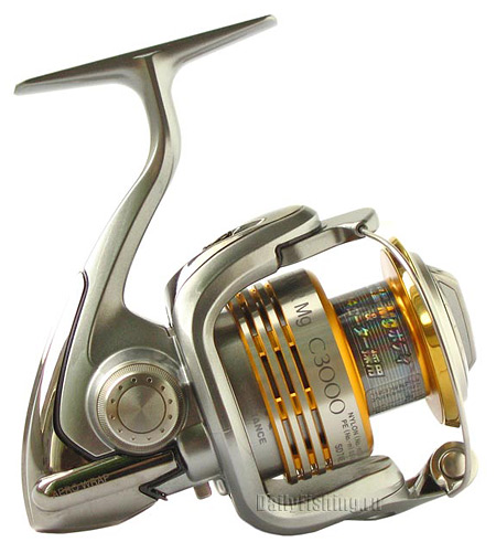 shimano 09 twin power mg с3000