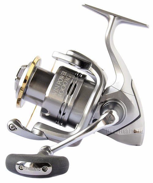 shimano 11 twin power 4000XG