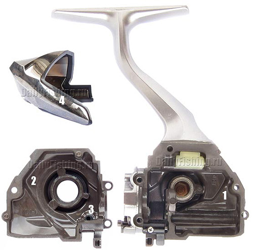 shimano 11 twin power body