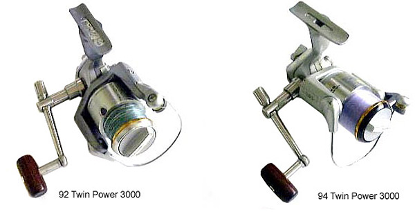 shimano 92-94 twin power