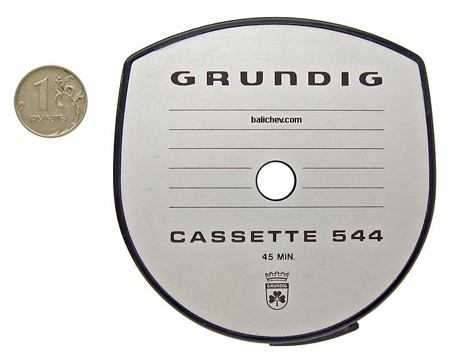 Grundig Cassette 544
