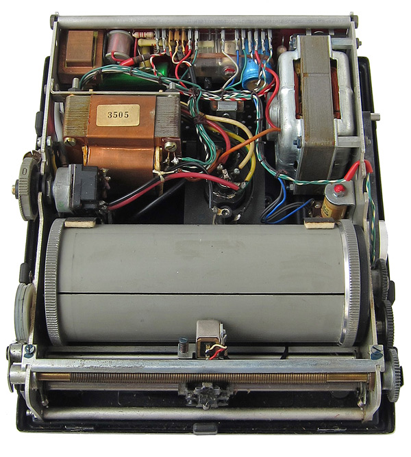 Gutor Ultravox U-3S inside