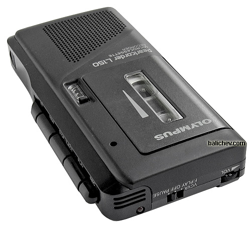 Olympus Microcassette Recorder L150