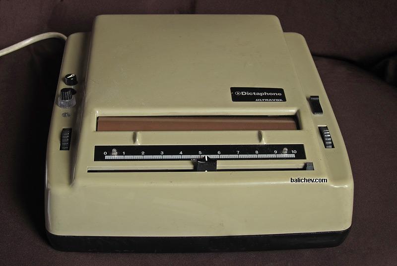 Dictaphone Ultravox U-401