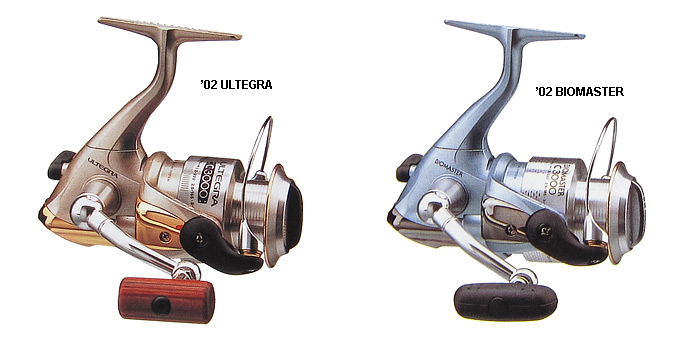 '02 Ultegra vs '02 Biomaster