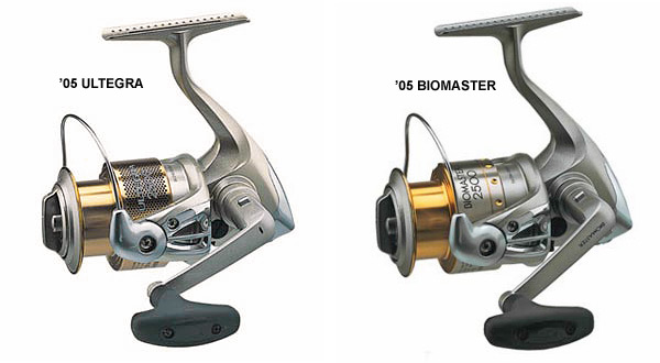 05 Ultegra vs 05 Biomaster