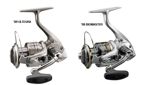 09 Ultegra vs 08 Biomaster