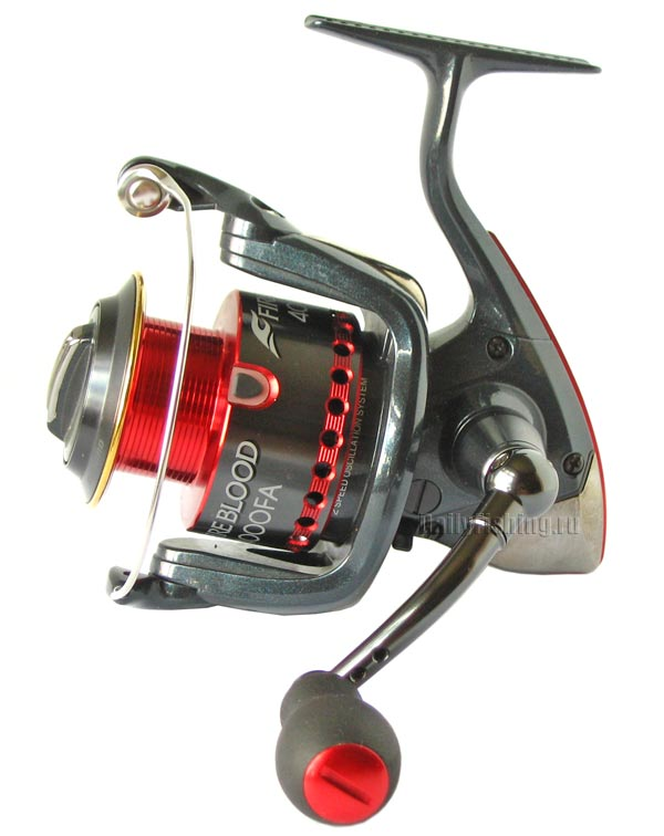 shimano fire blood fa