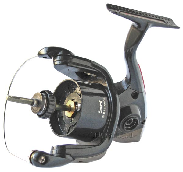 shimano fire blood 4000FA reel
