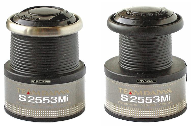 TDS2553Mi шпули