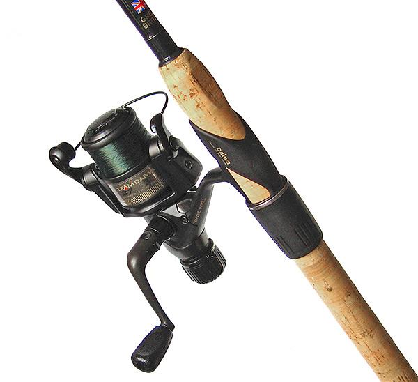 daiwa match rod and reel