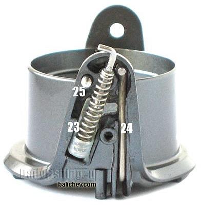 shimano 07 stella rotor parts