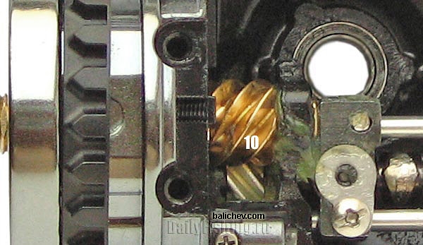 07 stella pinion gear