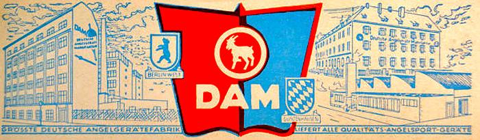 Изображение со зданиями ДАМ