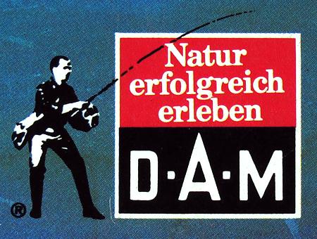 один из вариантов логотипа ДАМ