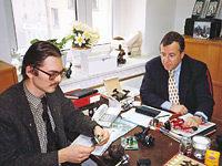 Mitchell, Jacques Prallet и Spool Concept