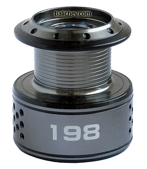 mitchell 198 spool
