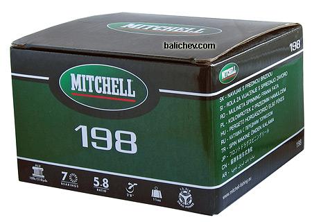 mitchell 198 box