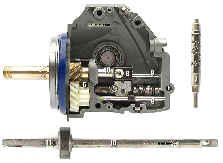 shimano 02 twin power oscillating system