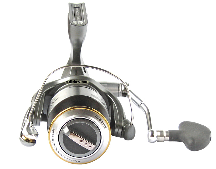 shimano 02 twin power 4000 pg en face