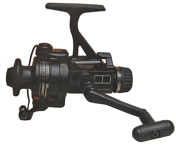 Shimano Carbomatic ex2000
