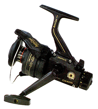 daiwa gs1655 autocast spinning reel