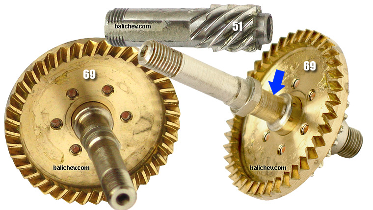 daiwa saltiga z gears