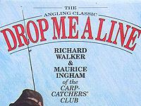 Richard Walker on Fishing Matches
