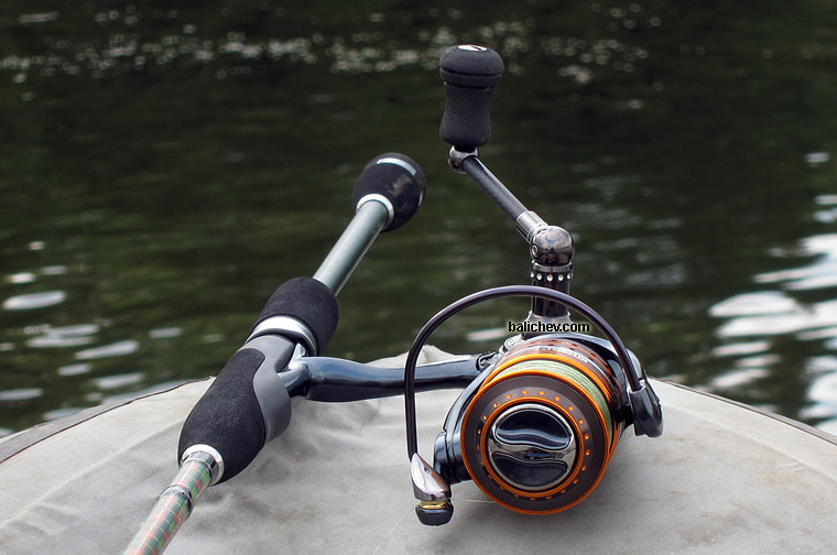 mitchell mag-pro lite spinning reel