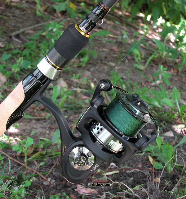 mitchell 198 spinning reel