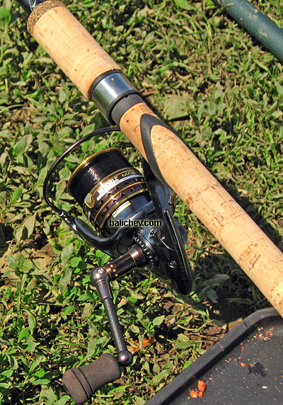 mitchell mag-pro lite 1000 as a match reel