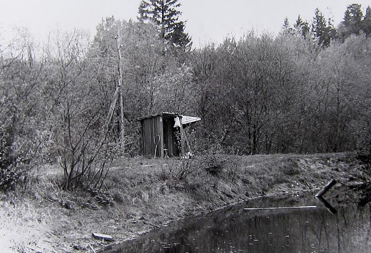 дамба солдатского пруда