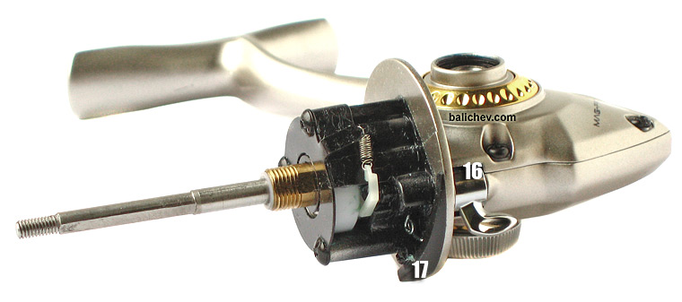 mitchell mag-pro 4000 reel