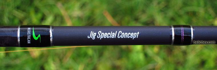norstream jig special concept