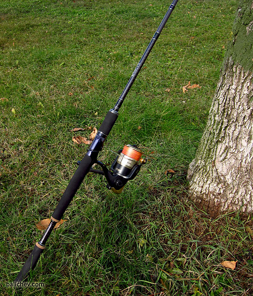 norstream gravity spinning rod