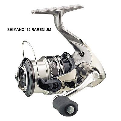 shimano 12 rarenium