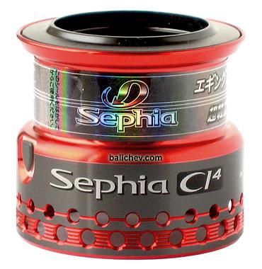 shimano sephia 08 шпуля