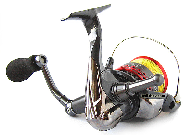 shimano 08 sephia ci4 spinning reel
